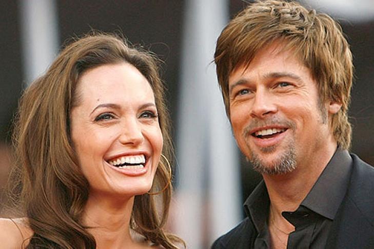 Джоли иПитт договорились вести бракоразводный процесс конфиденциально