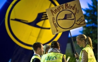 Конфликт Lufthansa с бортпроводниками коснулся 100000 пассажиров