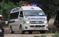 Авто въехало в группу иностранцев в Таджикистане, есть погибшие