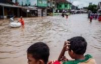 Наводнения в Индии: затопило более 140 населенных пунктов