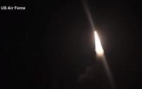 Американцы успешно испытали межконтинентальную ракету
