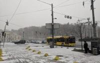 Дорожное движение в Киеве ограничат на некоторе время