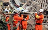 Разрушительно землетрясение произошло в Китае, есть жертвы