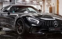 Обновленный спорткар Mercedes-AMG GT R представили в Edo Competition