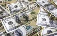 Международные резервы Украины выросли на 300 млн долларов