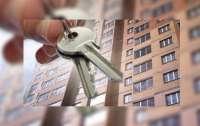 Мошенники перепродали квартиру киевлянина, который находился за границей