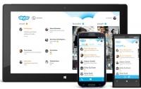 Разработчики сделали масштабный редизайн Skype (видео)