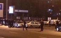 Стрельба в центре Киева: полиция задержала нападавшего