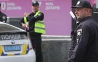Необычное ДТП в Киеве: пьяные водители повздорили прямо на дороге (видео)