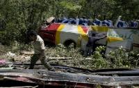 Автобус упал в 300-метровое ущелье, погибли 25 человек