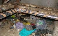 В Кременчуге 4 бомжа сварились в кипятке