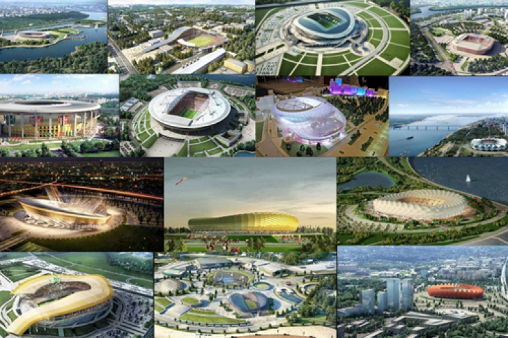 чемпионату 2018 к подготовка в по мира футболу