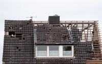 В Германии торнадо разрушил десятки домов, есть пострадавшие