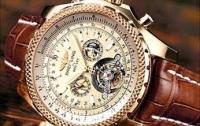 Богатые украинки покупают Rolex