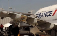 На борту самолета Air France найдена взрывчатка (ФОТО)