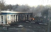 Порошенко хочет стать мэром, который восстановит Киев после беспорядков