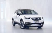 Opel представил новый кроссовер