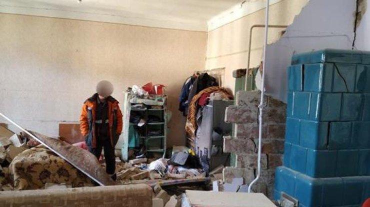 Мощный взрыв в Черновцах разрушил две квартиры