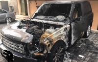 В Одессе задержали поджигателя автомобилей (видео)
