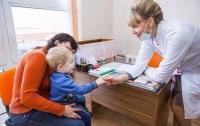 Семейного врача выбрали более 20 млн украинцев