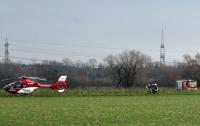 Вертолет столкнулся с легкомоторным самолетом в небе над Германией