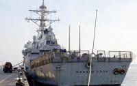 Ракетный эсминец США