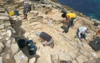 На греческом острове обнаружена древняя металоплавильня