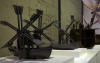 Изобретенные Да Винчи машины впервые показали публике