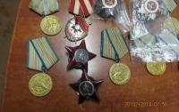 Украинец пытался вывезти в РФ 70 советских орденов и медалей в протезах