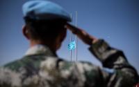 Украина впервые отправила миротворцев в Мали