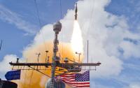 США запустили межконтинентальную баллистическую ракету