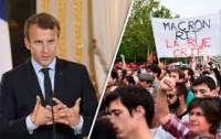 Макрон хочет выделить деньги, чтобы избежать протесты