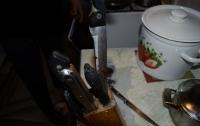 Брат на брата: в Киеве братья порезали друг друга кухонными ножами