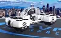Британская компания представила летающий электрокар из будущего