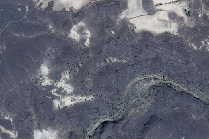 Ученые обнаружили вСаудовской Аравии таинственные каменные структуры
