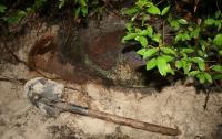 На Черкасчине подорвали 500-килограммовую бомбу