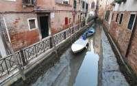 После потопа Венеция пересохла (видео)
