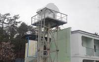 Военные открыли обсерваторию на Киевщине