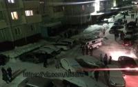 Группы смерти: две сестры сбросились с крыши