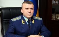 Люстрированного прокурора возобновили на уже несуществующей должности