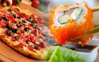 Суши и пицца помогут студентам учиться