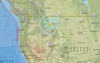 В США произошло землетрясение (видео)