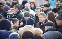 Министр МВД приехал на Полтавщину