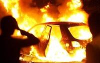 На Одесщине депутату сожгли машину (видео)