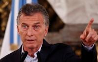 Президент Аргентины сделал выбор между Месси и Марадоной