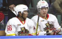 Китайские хоккеисты жестко избили соперника
