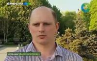 После взрывов в Днепропетровске один из террористов дал интервью российскому телеканалу