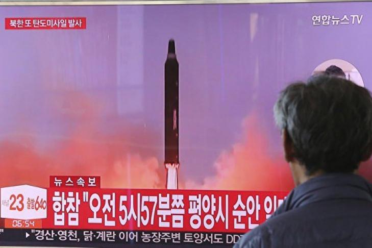 ВЯпонии узнали оподготовке КНДР кновому ядерному испытанию