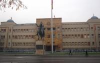В Македонии обнаружили самодельную взрывчатку в парламенте