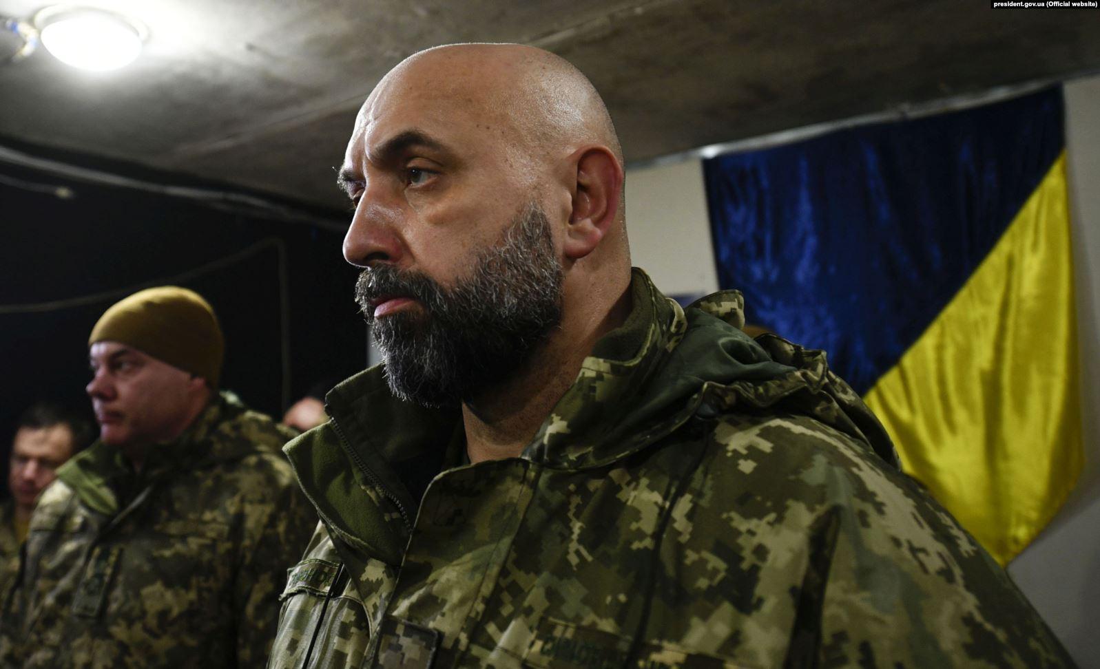 Украина не потянет вести войну на два фронта, - Кривонос